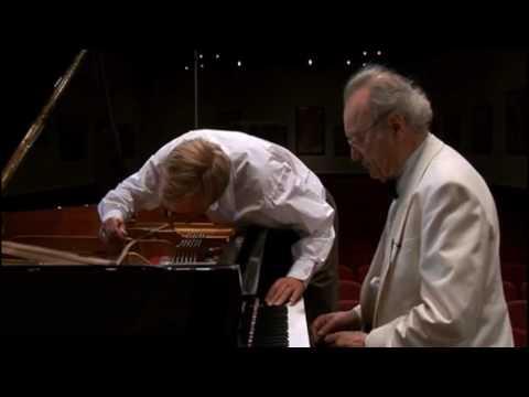 PIANOMANIA Dokumentarfilm von Lilian Franck und Robert Cibis im Kunstforum Rheinhessen in Essenheim