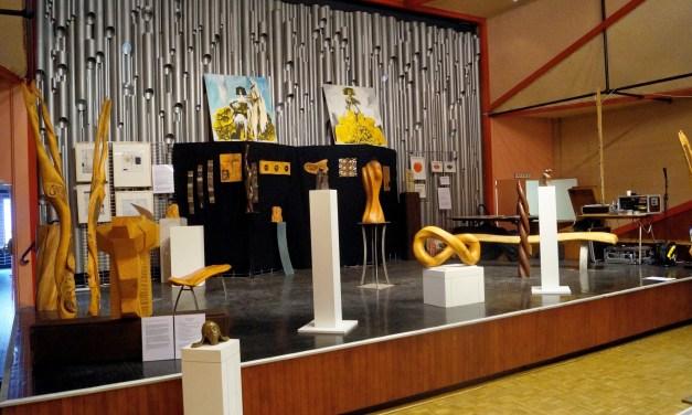 Der Guntersblumer Kulturverein koordinierte Ausstellung deutscher Künstler in Frankreich