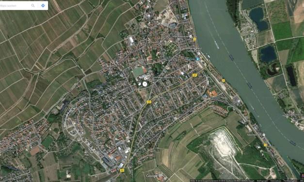 """Nierstein bekommt mit der """"B 420 Solar"""" Europas erste Solarstraße"""