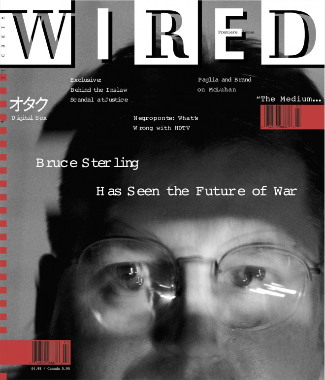 20 Years Later, a Look Back at WIRED\u0027s Beginning WIRED