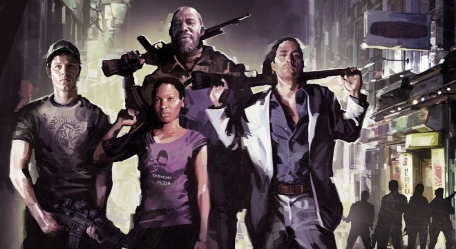 Left  Wallpaper Hd Hands On Left 4 Dead 2 Mutates With The Passing Wired