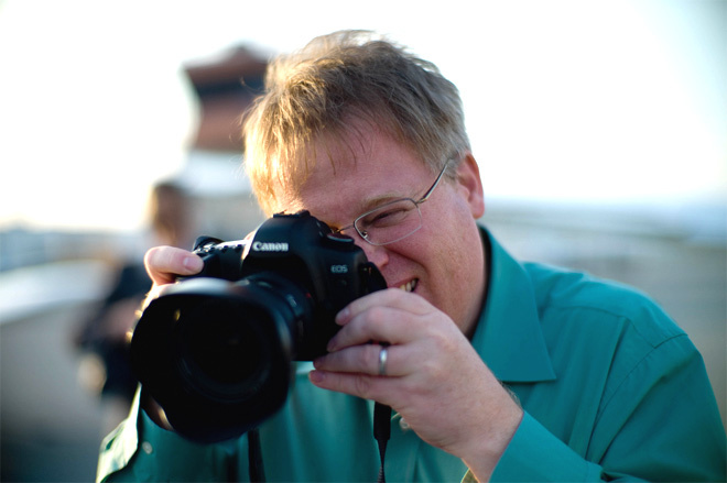 Robert Scoble Shares Photography Circles on Google+ WIRED