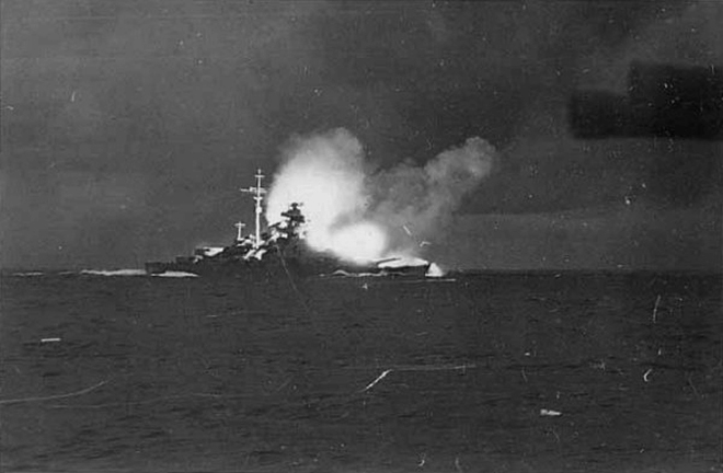 May 27 1941 Sink The Bismarck Wired