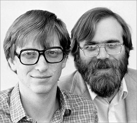 April 4, 1975 Bill Gates, Paul Allen Form a Little Partnership WIRED