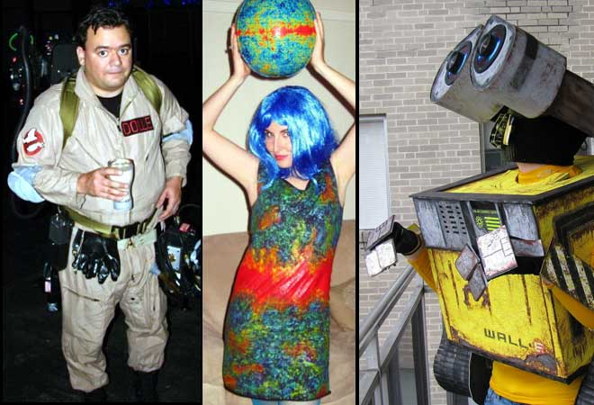 Wired Winners Best Halloween Costumes 2009 WIRED