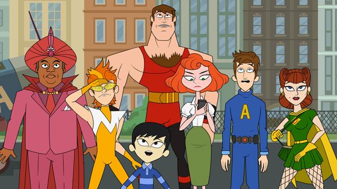 hulu superhero shows