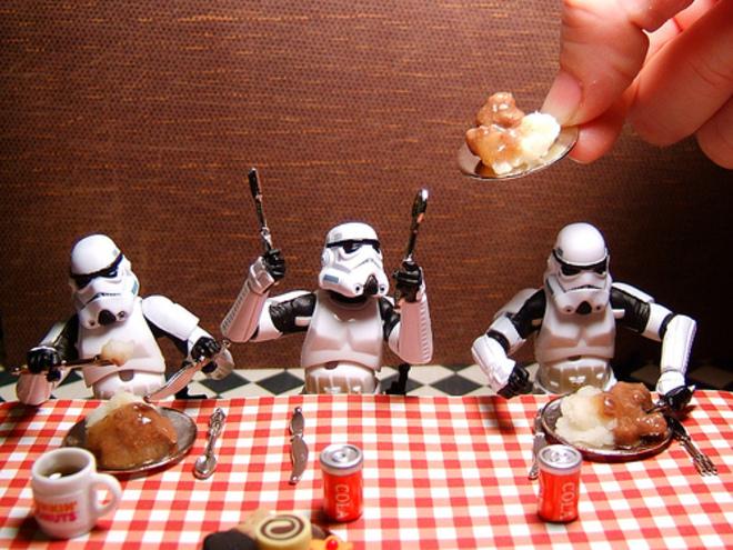 Cute Lego Stormtrooper Wallpaper Star Wars Fan Captures Secret Lives Of Stormtroopers Wired
