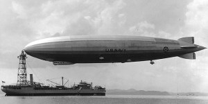 WWI Zeppelins: Not Too Deadly, But Scary as Hell