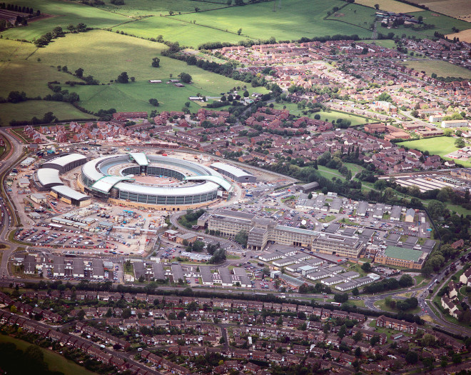 UK Gets Ironic by Spying on Amnesty International