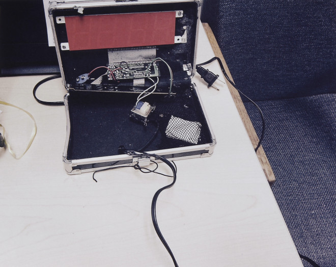 Here's the 'Bomb' Clock That Got Ahmed Mohamed Arrested