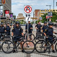 Republican Convention Diary: Riot Gear and Hugs in Cleveland