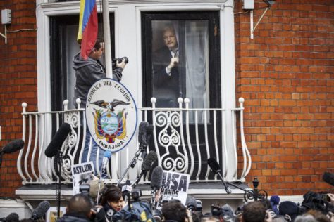 The US Charging Julian Assange Could Put Press Freedom on Trial
