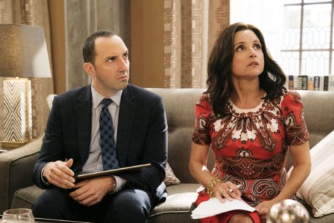 Last Night Veep Went Full Silicon Valley, With Uber-Great Results
