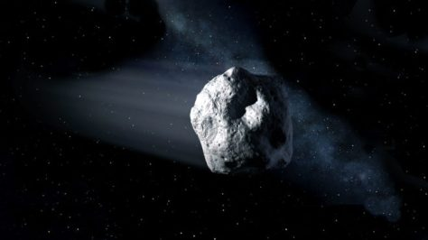 So, That Asteroid Didn't Kill Earth. Bonus: It Delivered Tons of Data