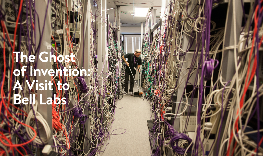 The Ghost Of Invention A Visit To Bell Labs Wired