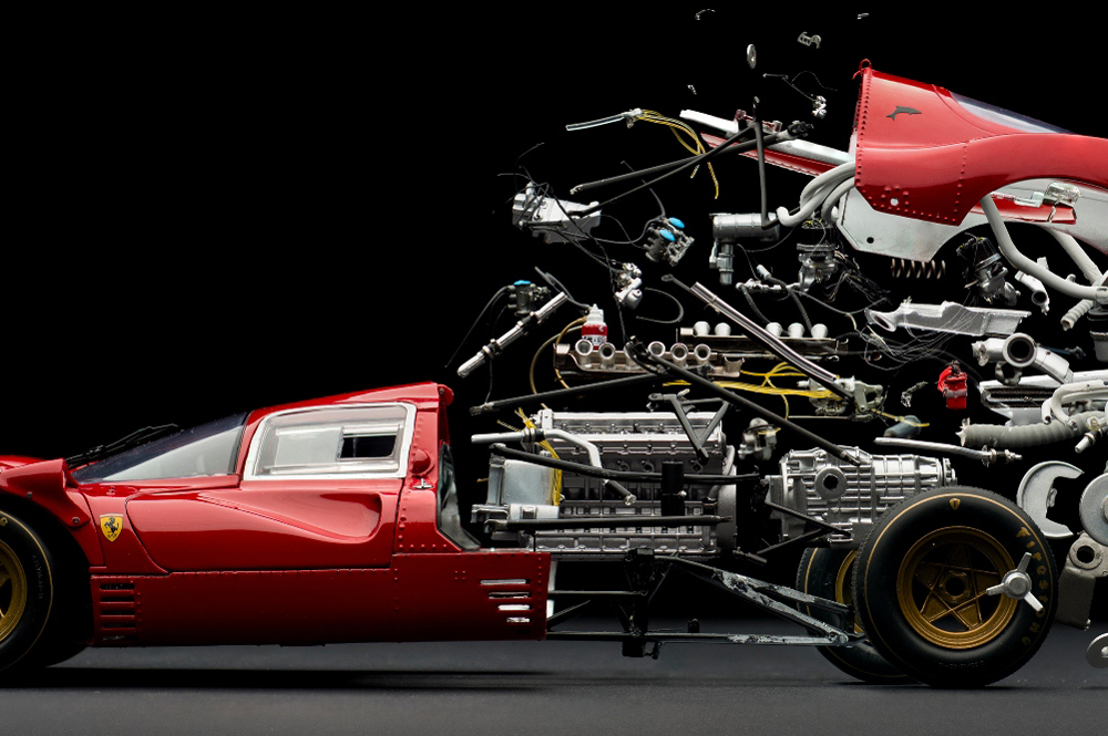 Fast And Furious 8 Cars Wallpaper Hd Look At These Amazing Exploded Views Of Classic Sports