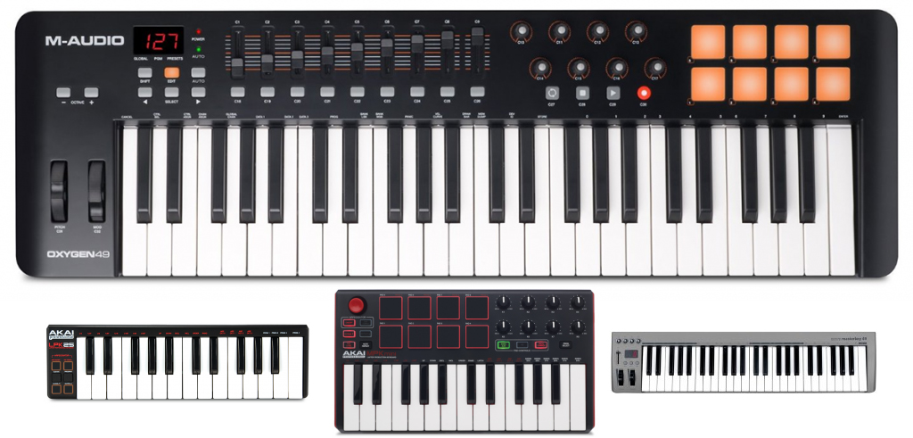 The Best MIDI Keyboard Controller for Beginners - The Wire Realm