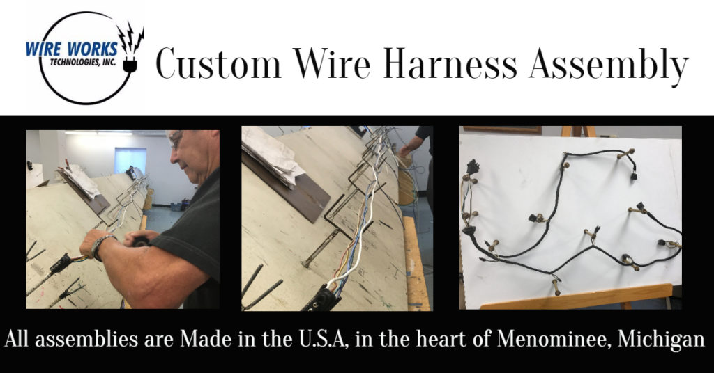Wire Works Wiring Harness - Wiring Data schematic