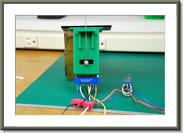 tortoise switch machine wiring signals
