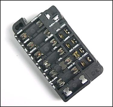 Chevelle Fuse Box - Wiring Diagram Progresif