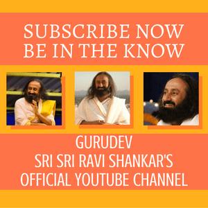 Gurudev's YouTube Channel