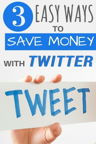 3 Easy Ways to Save Money With Twitter