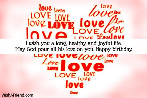 Boyfriend Birthday Messages - sample happy birthday email