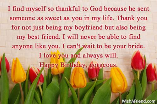 Happy birthday wishes for my best boyfriend ltt 692 birthday wishes for boyfriend m4hsunfo