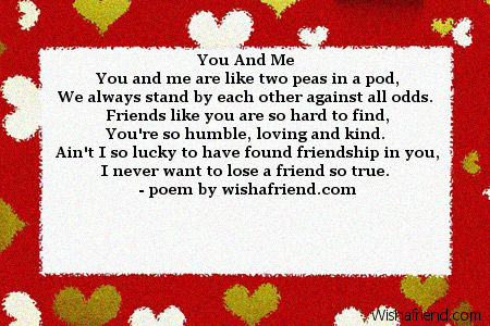 Love Poem For Best Friend Short Impremedianet