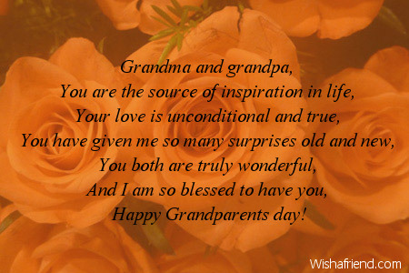 Short Quotes Wallpapers Hd To Both Of You Poem For Grandparents Day