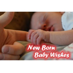 Small Crop Of New Baby Wishes