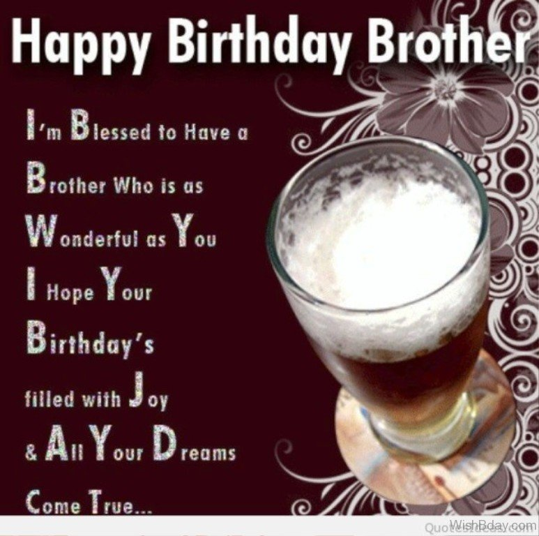 Lovely Wallpapers With Quotes In Hindi 41 Birthday Wishes For Brother