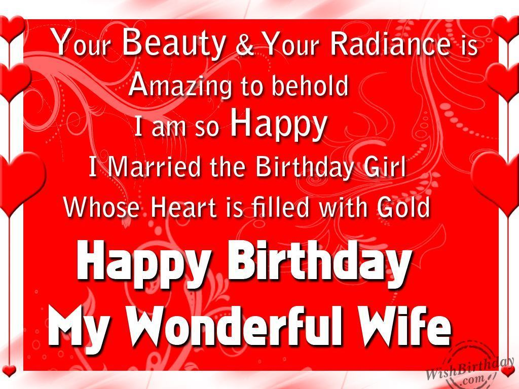 Mom Wallpapers Quotes In Hindi Happy Birthday My Wonderful Wife Wishbirthday Com