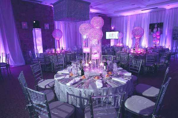 pink and black party decorations idea elitflat
