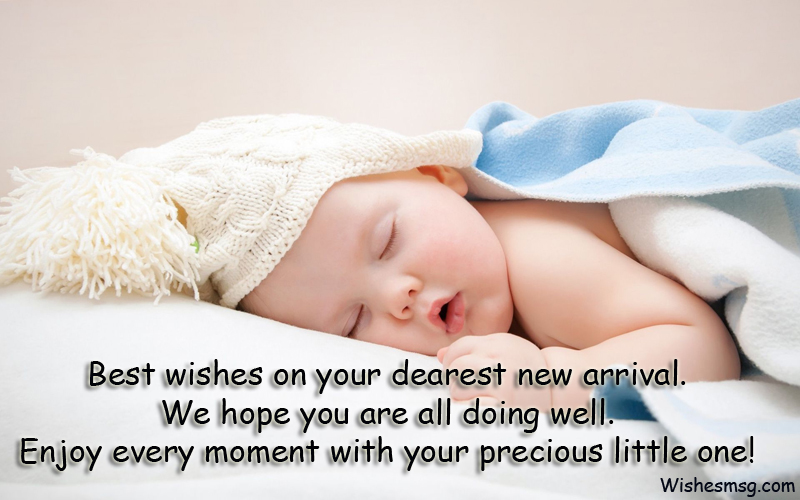 New Born Baby Wishes  Congratulations Messages - WishesMsg