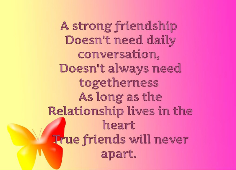 Cute Wallpapers With Bff Quote Best Emotional Friendship Messages And Quotes Wishesmsg