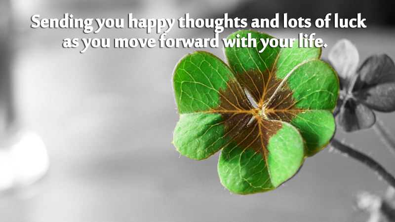 Good Luck Messages, Wishes and Quotes - WishesMsg