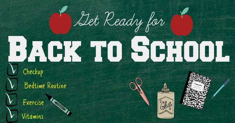 Back To School Messages For Kids Tips For Parents