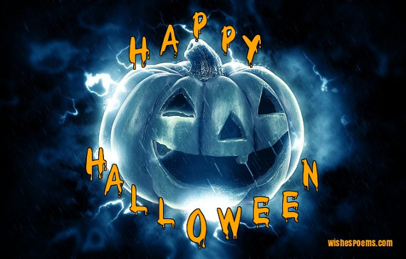 Happy Halloween Quotes & Sayings - Funny & Scary Messages & Wishes