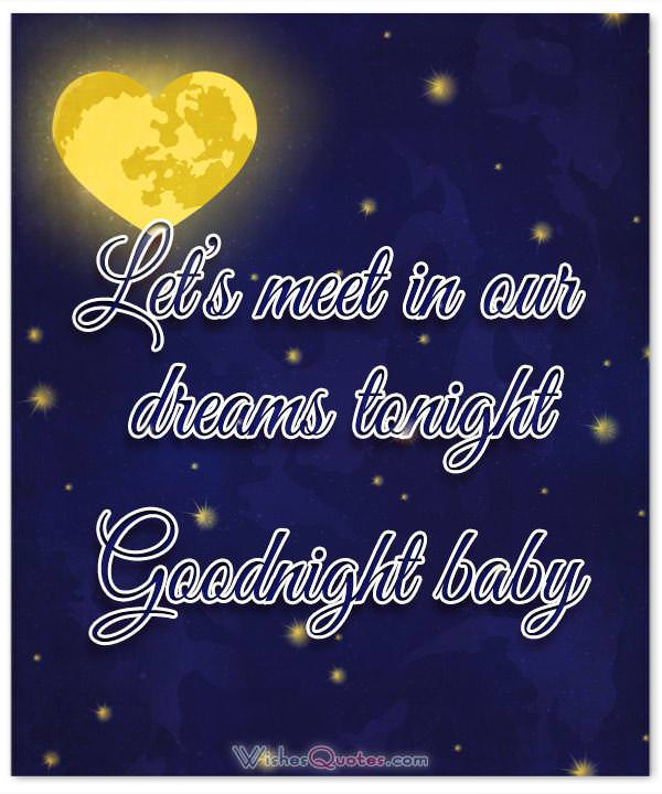 A Wonderful Collection of Flirty and Romantic Goodnight Messages for Her