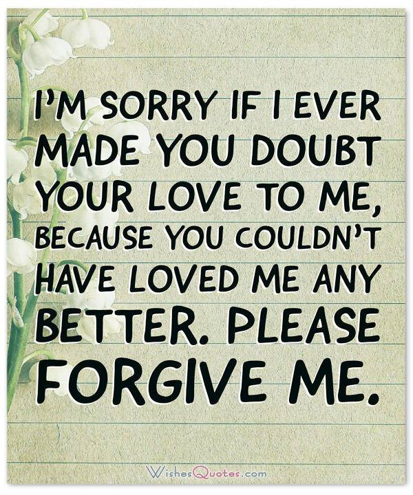 Writing an Apology Letter to Boyfriend \u2013 Samples and Tips for Sorry