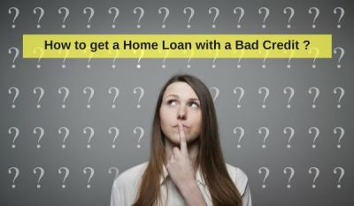 How to Get a Home Loan with a Bad Credit? Here's the revelation - Wishfin