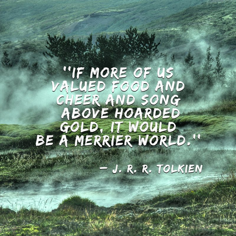 J R R Tolkien Quotes Wallpaper Happiness Quotes From Famous Authors Amp Poets Wishing Moon