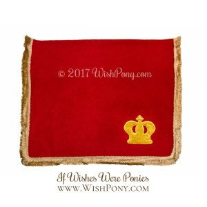 Royal Saddle Blanket