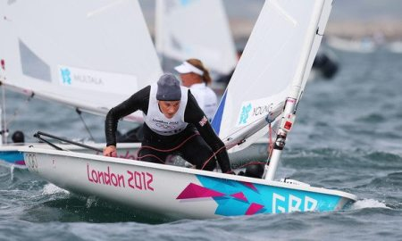 Alison Young, British Olympic Sailor