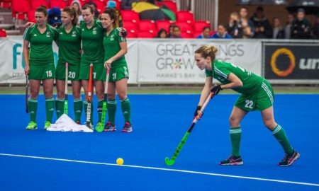 Nicci Daly, Green Army, Hockey Team