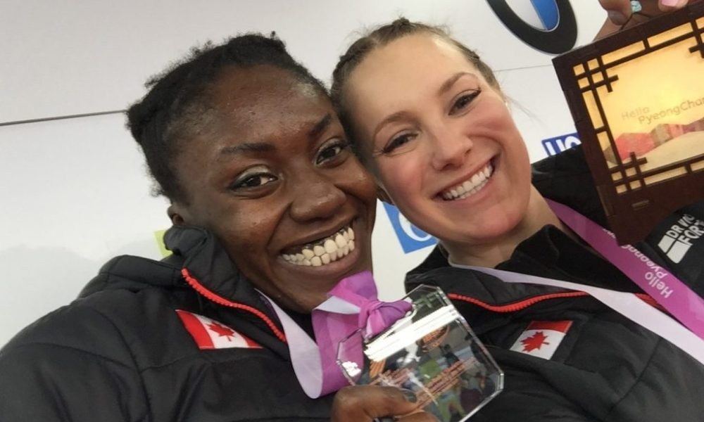 Alysia Rissling, World Cup Bobsled Bronze Medalist