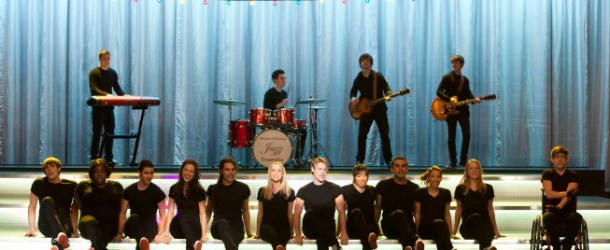 Glee 415 - Footloose