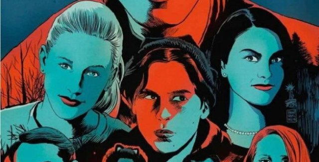 Archie comics gets a new dark adaptation on the CW called Riverdale.