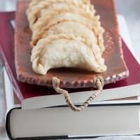 Narkel Puli Pitha - Heavenly Coconut Stuffed Dumpling